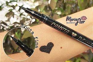 Caneta Delineadora Black Invicta Make by EVINA