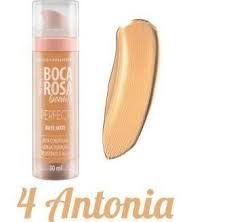 Base Boca Rosa Beauty cor Antônia