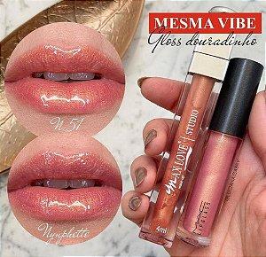 Max Love Gloss Luminous 51 - Gloss Labial 4ml