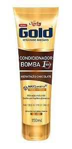 Condicionador Niely Gold Bomba Hidratação Chocolate - 150ml