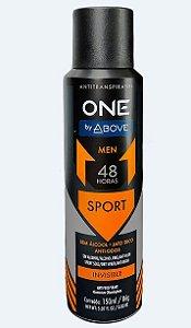 Above Desodorante Aerosol Men One By Sport 150ml
