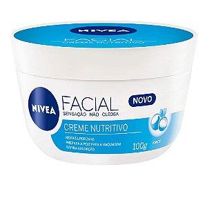 Creme Facial Nivea Nutritivo 100g