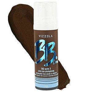 BB Cream Vizzela Fps 30 Cor 8 ( Queimão de estoque)