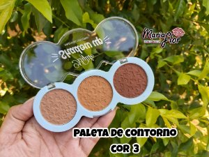 Paleta De Contorno Shadow Up - My Life (cor 03)