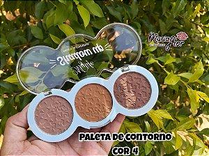 Paleta De Contorno Shadow Up - My Life cor 04