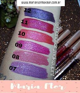 Batom Flip glitter  Caixa C