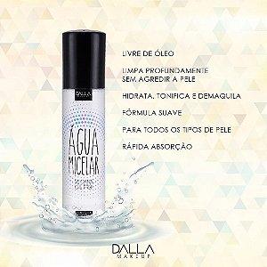 Água Micelar Dalla Makeup