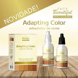 Corretor de Base Adapting Color da Face Beautiful