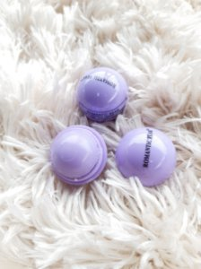 Lip balm  importado sabor uva