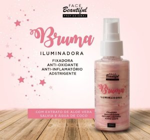 Bruma iluminadora da Face Beautiful