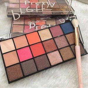 Paleta pretty Luisance cores novas