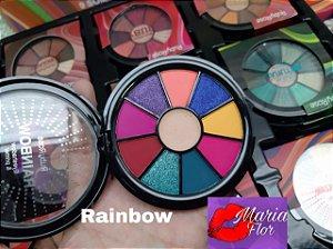 Mini Paleta de Sombra Ruby Rose Rainbow