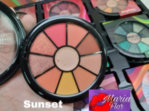 Mini Paleta Ruby Rose sunset