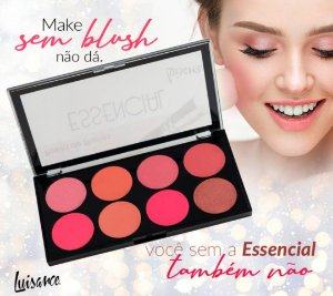 Blush essencial luisance