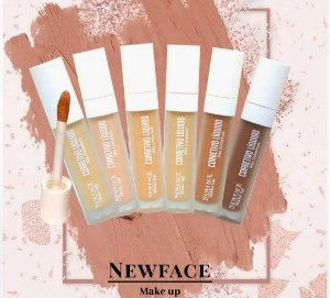 Corretivo Liquido New Face