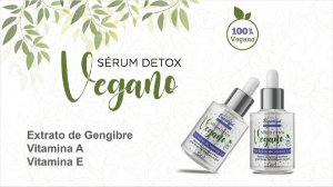 SÉRUM DETOX VEGANO - FACE BEAUTIFUL