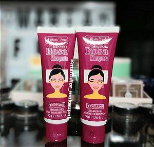 Máscara Rosa Mosqueta Matto Verde Bisnaga