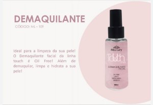 DEMAQUILANTE TOUCH ME - MISS LARY