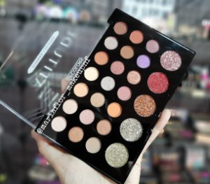 Paleta De Sombra E Glitter Atitude – Sp Colors