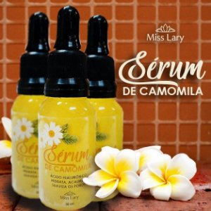 Serum Camomila miss lary