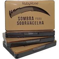 SOMBRA PARA SOBRANCELHA - RUBY ROSE super lançamento