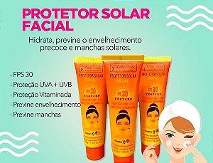 Matto Verde Protetor Solar Facial FPS 30 50g