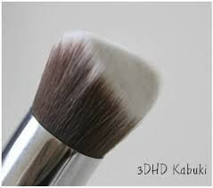 Pincel Profissional Kabuki Ruby Rose P/ Maquiagem - Hd-3Dhd