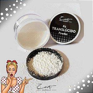 Pó Facial Translúcido Powder Zart Makeup