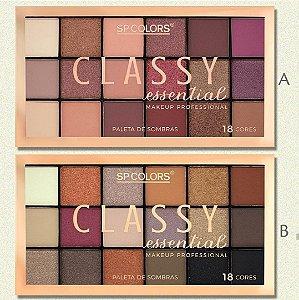 Paleta De Sombra Classy Essential – Sp Colors
