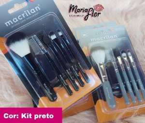 Mini Kit Pincel Preto