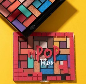 Paleta de Sombras Tetris 30 Cores Dapop HB96770