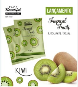 Tropical Fruits Esfoliante Kiwi Sachê