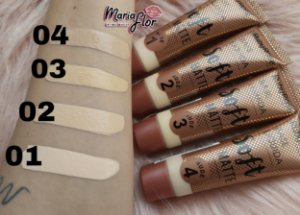 Base matte  Nude Soft Ruby Rose