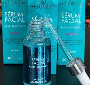 Sérum Facial Ácido Hialurônico Phallebeauty PH0154