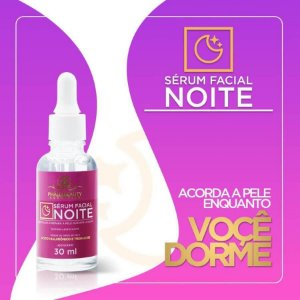 SÉRUM FACIAL NOITE - PHALLEBEAUTY