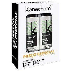 Kit Kanechom Domina Cachos Shampoo + Condicionador 350ml