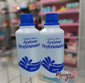 acetona de 100Ml Performace