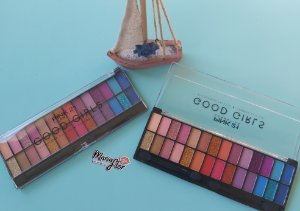 Paleta De Sombras 28 Cores Good Girls Cor 1 – Pink 21