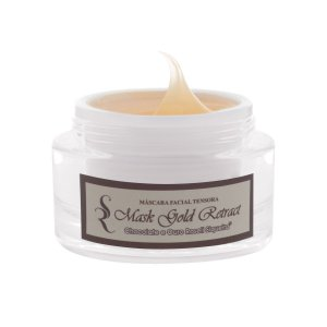 Máscara Facial Tensora Mask Gold Retract 50 gr
