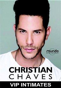 Christian Chávez - Crachá Oficial