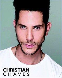 Christian Chávez - Card Oficial - Autografado