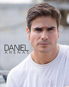 Daniel Arenas - Card Oficial AUTOGRAFADO