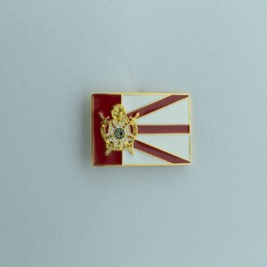 BT-091 - Pin Bandeira Demolay