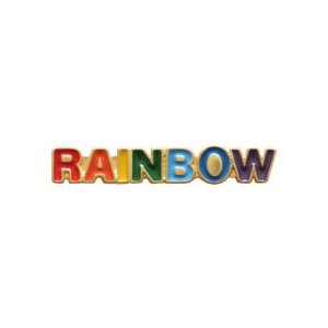 BT-142 - Pin Rainbow