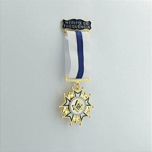 CO-002-A2 - Comenda Mérito de Freqüência Azul - Sem Estojo