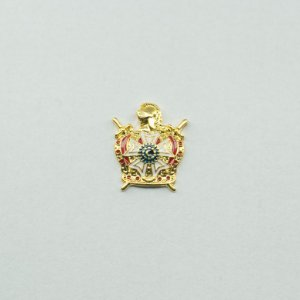 BT-038 - Pin Demolay Pequeno
