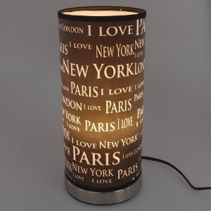 Luminária Paris