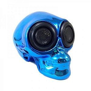 Caixa de Som Caveira Speaker