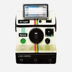 Porta Chave Polaroide