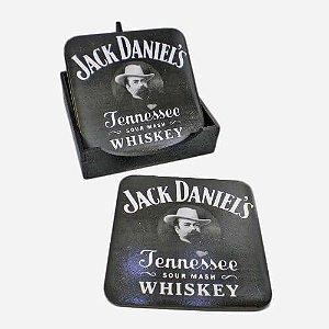Porta Copos Jack Daniels